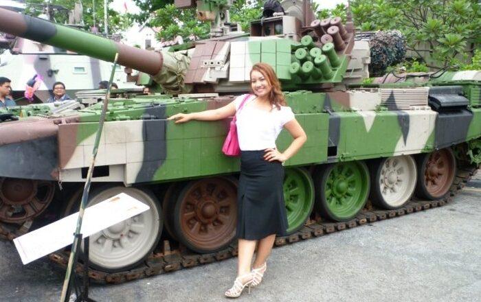 Army Girl Malaysia