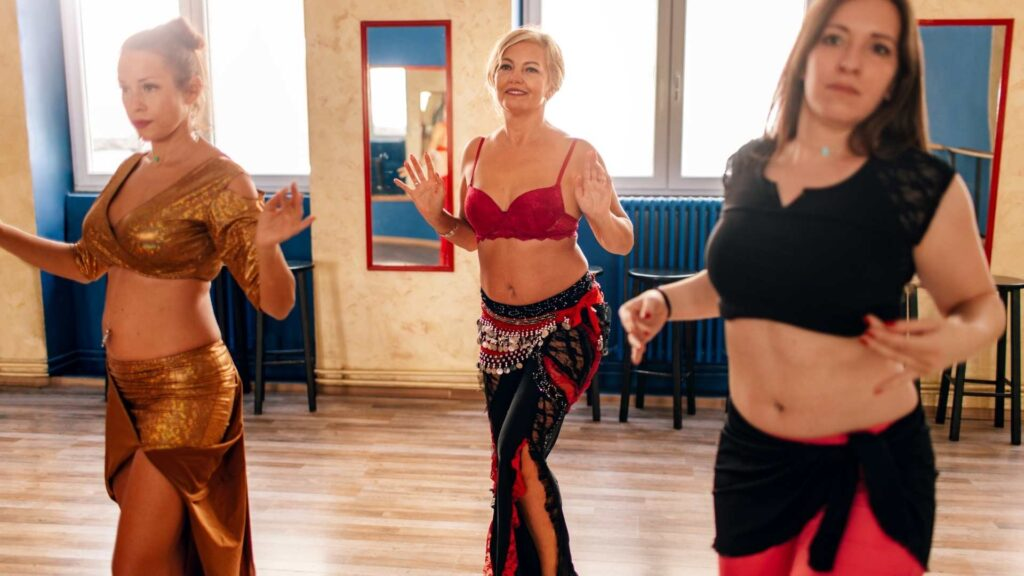 Belly dancing for all