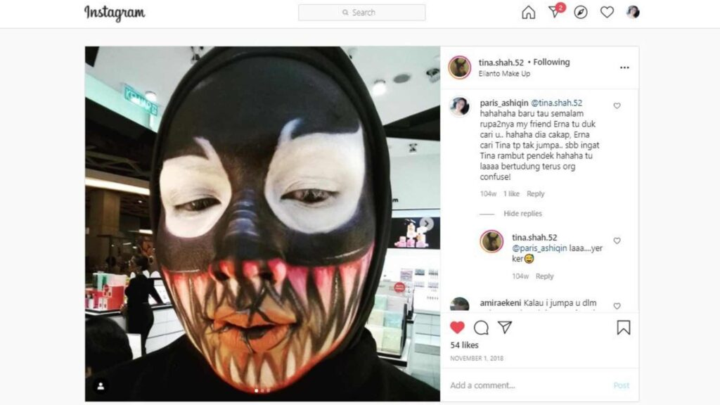 Halloween Malaysia Cerita Hantu